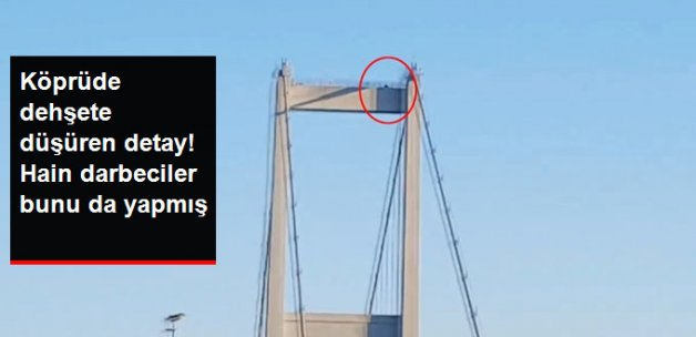 Dehşete Düşüren Detay! İşte Köprüde Katliam Yapan Darbeci Sniper