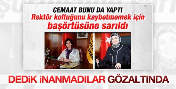 Dicle Üniversitesi Rektörü Saraç gözaltına alındı
