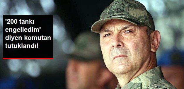 EDOK Komutanı Metin İyidil Tutuklandı