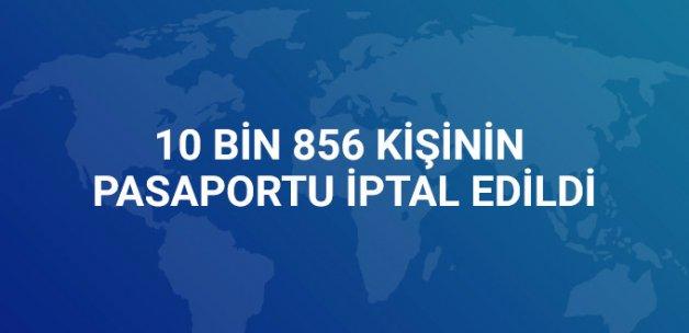 Efkan Ala: 10 Bin 856 Kişinin Pasaportu İptal Edildi