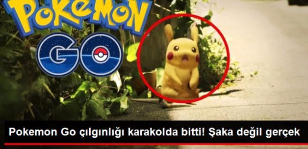 Ekşi Sözlük Yazarına Pokemon Go gözaltısı