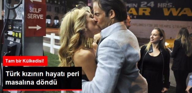 Emlak Kralı ile Evlenen Türk Kızı, Külkedisi'ni Andırıyor