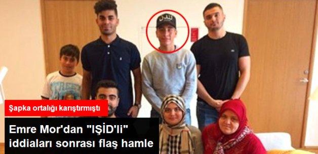 Emre Mor'un Menajeri: IŞİD İddialarını Yapanlarla Kanun Önünde Hesaplaşacağız