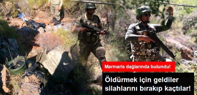 Erdoğan'ı Öldürmek İçin Görevlendirilen TİM'in Silahları Bulundu