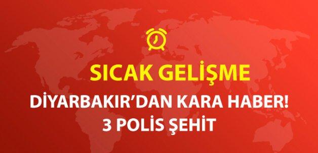 Ergani'de Çatışma: 3 Şehit, 2 Yaralı