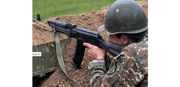 Ermenistan 19 kez ateşkesi ihlal etti
