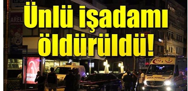 Etiler'de silahlı kavga: 3 ölü, 1 yaralı