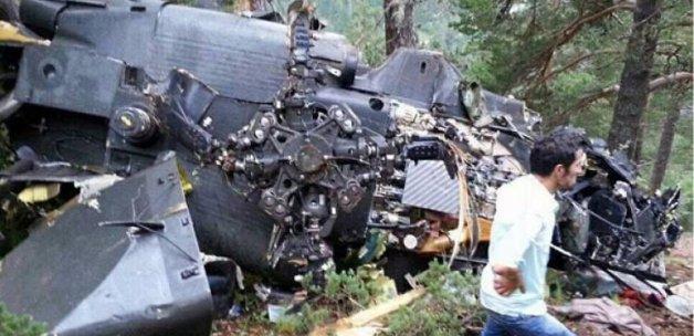 Facianın büyümesini şehit pilot önlemiş