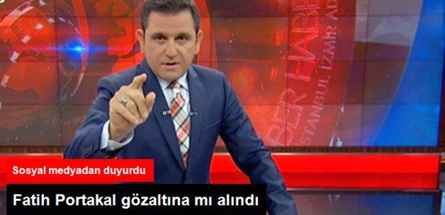 Fatih Portakal Sosyal Medyadan Duyurdu: Gözaltına Alınmadım