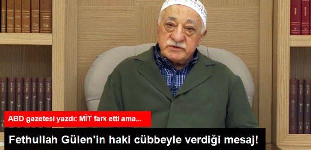 Fethullah Gülen'in Haki Cübbesi Orduya Sinyalmiş