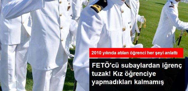 FETÖ'cüler Askeri Öğrenciyi Fuhuş Çetesiyle Suçlayıp Okuldan Atmış