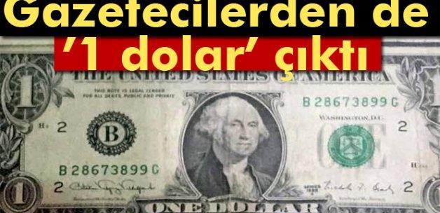 FETÖ soruşturmasında aranan gazetecilerin evlerinde 1 dolar bulundu