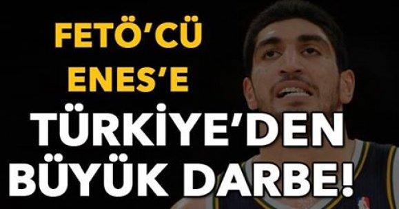 FETÖ'CÜ ENESKANTER'E TÜRKİYE'DEN BÜYÜK DARBE!