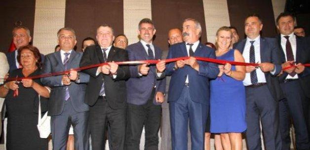 Feyzioğlu ve Cirit'ten Baro Açılışında HSYK Mesajı!