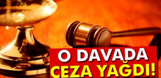 Foça'daki bombalı saldırı davasında ceza yağdı