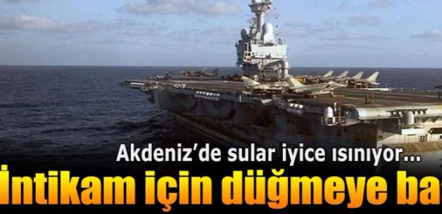 Fransız uçak gemisi DAEŞ ile mücadelede yine görev yapacak