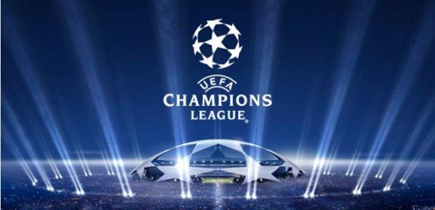 Futbol: UEFA Şampiyonlar Ligi!