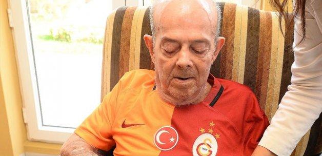 Galatasaray'dan Turgay Şeren için başsağlığı mesajı