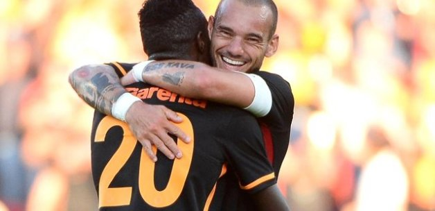 Galatasaray, Hazırlık Maçında Aarhus'u 3-1 Mağlup Etti