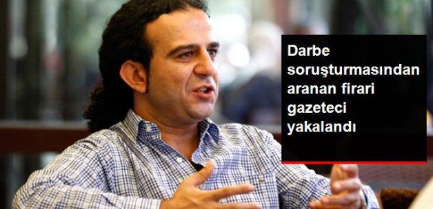 Gazeteci Bülent Mumay Darbe Soruşturmasında Gözaltına Alındı