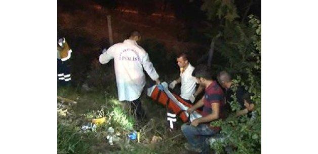 Gaziosmanpaşa'da ağaca asılı ceset bulundu!