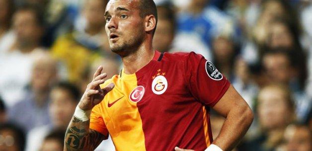 G.Saray'da Sneijder depremi! Büyük kriz