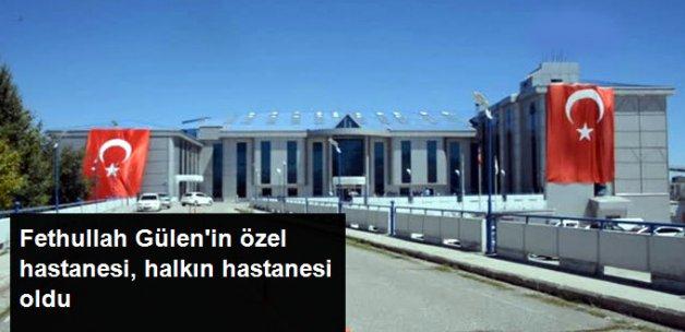 Gülen'in Özel Hastanesi, Halkın Hastanesi Oldu