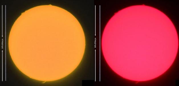 Güneş patlamaları gözlemlendi!
