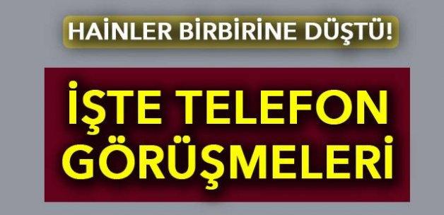 HAİNLER BİRBİRİNE DÜŞTÜ!