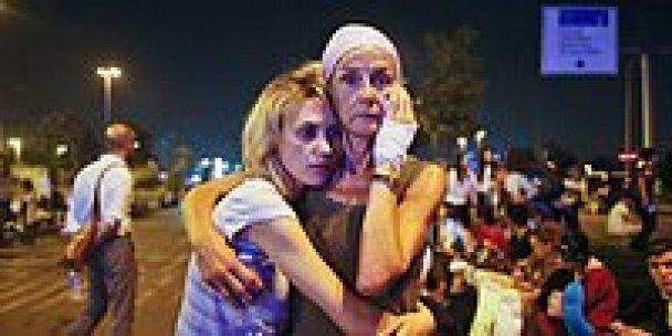Havalimanındaki Saldırıdan Eşine Ancak Filmlerde Rastlanabilecek Bir Kurtuluş Öyküsü