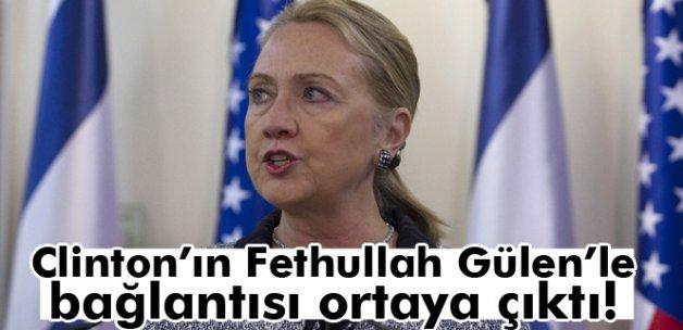 Hilary Clinton ve Fethullah Gülen bağlantısı belgelendi