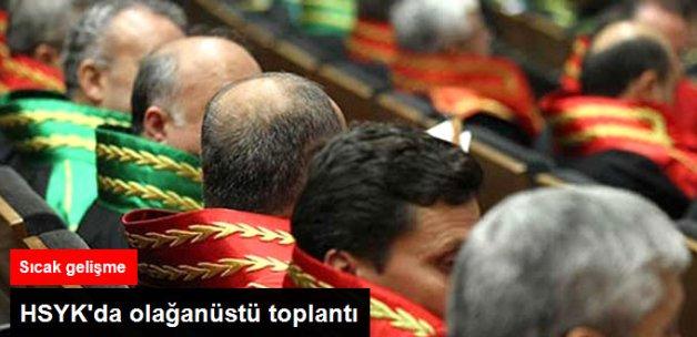 HSYK Genel Kurulu Olağanüstü Toplandı