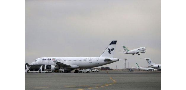 İran Air'e ait uçak Atatürk Havalimanı'na acil iniş yaptı!