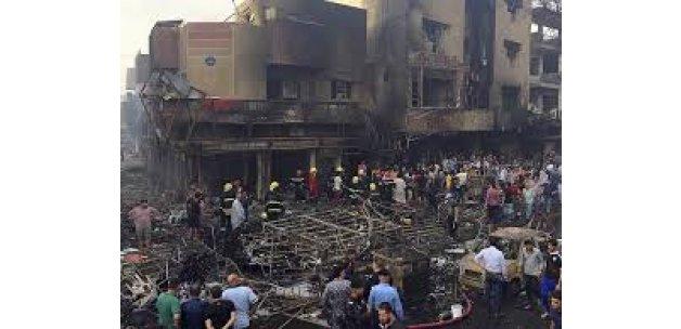 IŞİD, Bağdat'a Bomba Yüklü Araçla Saldırdı: En Az 79 Ölü