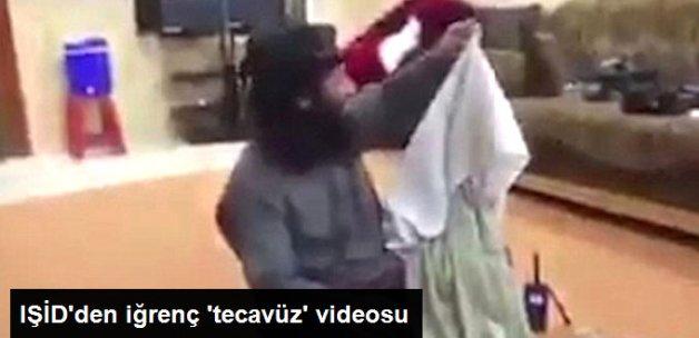 IŞİD'den İğrenç 'Tecavüz' Videosu