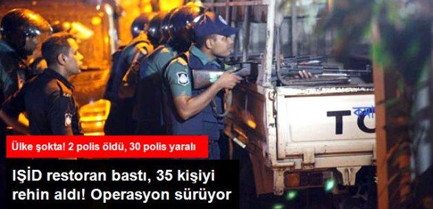 IŞİD Restoran Basıp 35 Kişiyi Rehin Aldı! Saldırganlardan 6'sı Öldürüldü