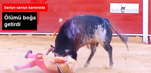 İspanya'da Boğa, Matador Victor Barrio'yu Öldürdü