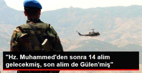 İtirafçı Astsubay, FETÖ'yü Anlattı: Fethullah Gülen'in 14. ve Son Alim Olduğunu Söylediler!