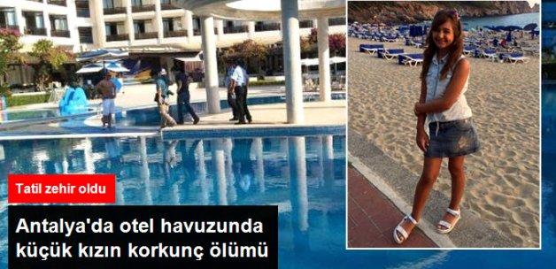Kemer'de Otel Havuzunda Vakum Borusuna Ayağı Sıkışan Çocuk Boğuldu