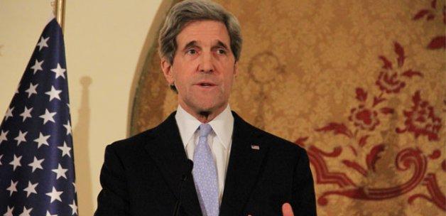 Kerry ve Lavrov telefonda görüştü