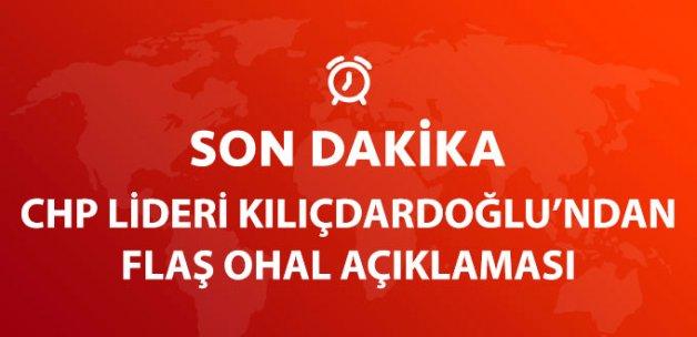 Kılıçdaroğlu: Demokrasi İçin Grup Kararı Alınmaz, Demokrasinin Yanındayız