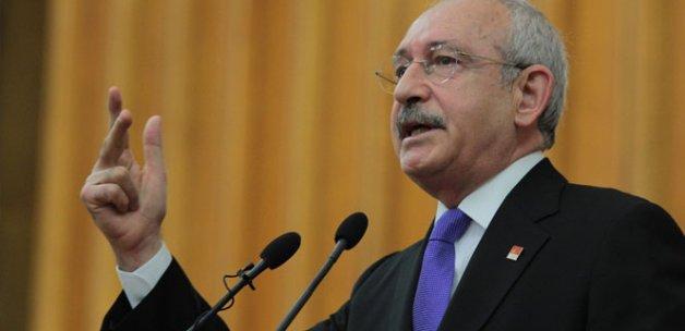 Kılıçdaroğlu'ndan AYM Başkanı'na mektup