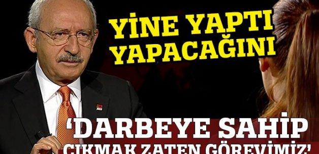 Kılıçdaroğlu'nun dili sürçtü