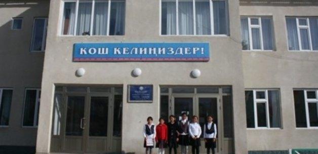 Kırgızistan'dan FETÖ okullarına destek