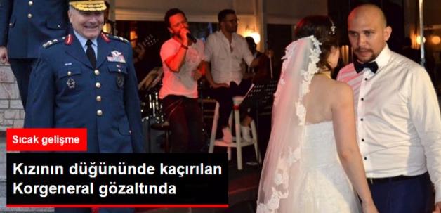 Kızının Düğününde Kaçırılan Korgeneral Şanver, Eskişehir'de Gözaltına Alındı
