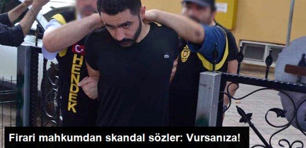 Kocaeli'nde Hastaneden Kaçan Mahkum ve 4 Adamı Sakarya'da Yakalandı