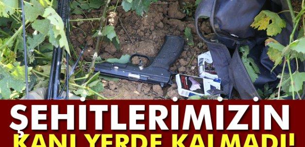 Lice'de şehit askerlerin katilleri yakalandı