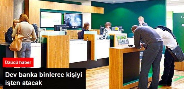 Lloyds Bankacılık 3 Bin Kişiyi İşten Çıkarıyor