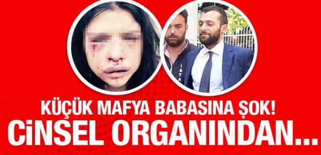 Mafya babası Onur Özbizerdik'e şok! Cinsel organından..