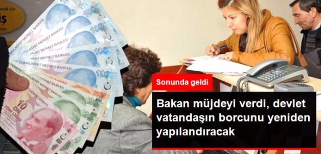 Maliye Bakanı Naci Ağbal: 90 Milyar Liralık Borcu Yeniden Yapılandırılacak